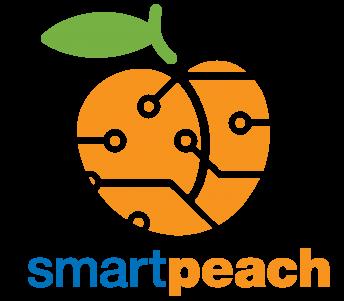 Smart Peach Logo